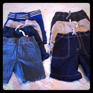 Other - Bundle (7) 4t boys shorts